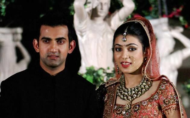 Gautam Gambhir (Cricketer) family