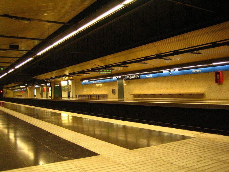 Gavarra (Barcelona Metro)