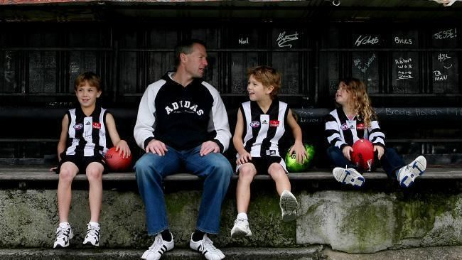Gavin Brown (footballer) Eastern Ranges Callum Brown aims to follow in fathers footsteps