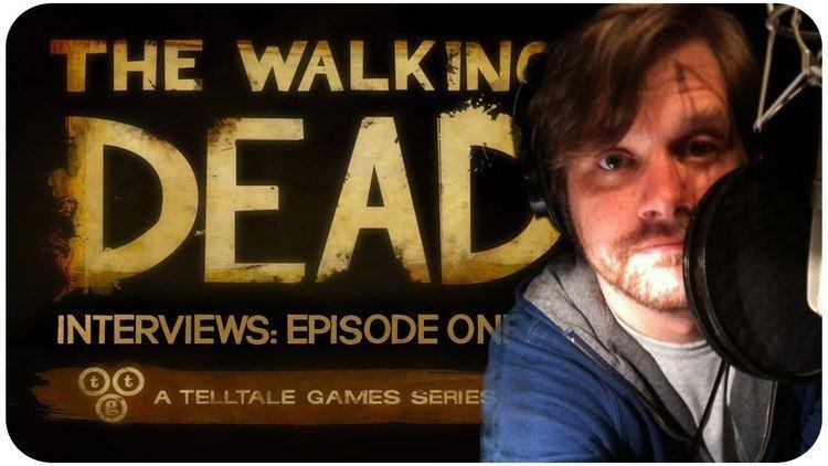 Gavin Hammon The Walking Dead Interviews Episode One Gavin Hammon
