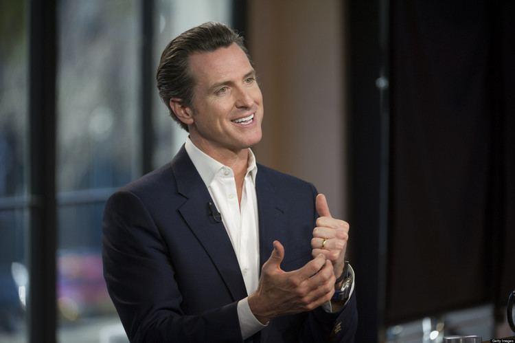 Gavin Newsom California Lt Governor Gavin Newsom Should Run for