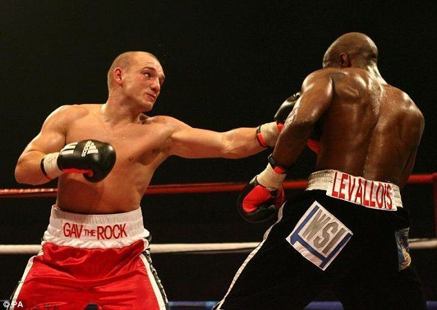 Gavin Rees Gavin Rees and Chris Eubank Jnr in war of words after jibe over
