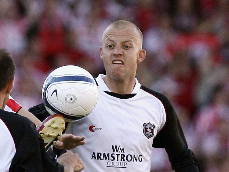 Gavin Skelton Gavin Skelton Annan Athletic Player Profile Sky Sports Football
