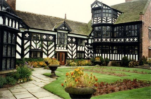 Gawsworth Old Hall