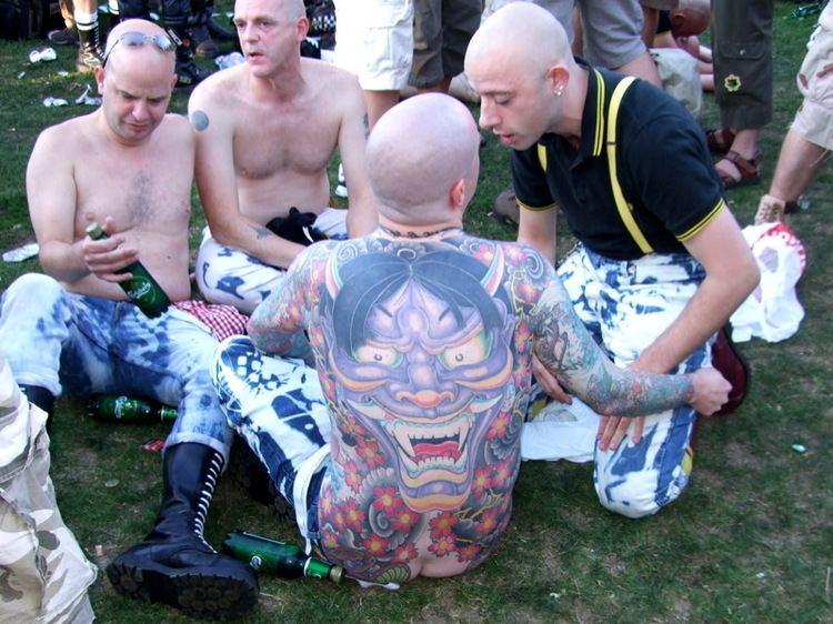 Gay skinhead