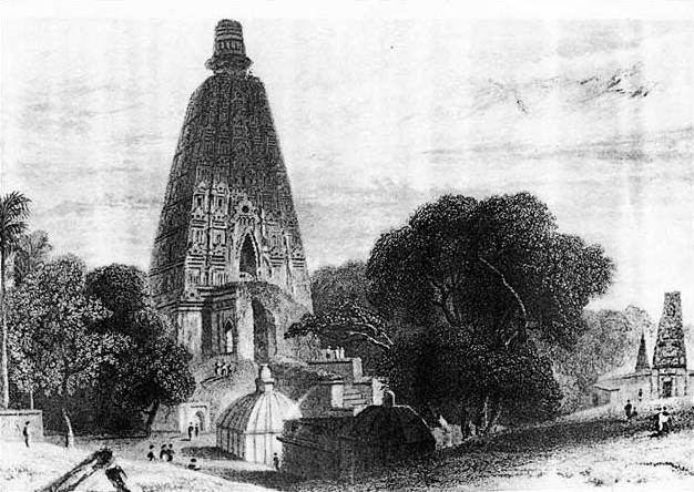 Gaya, India in the past, History of Gaya, India