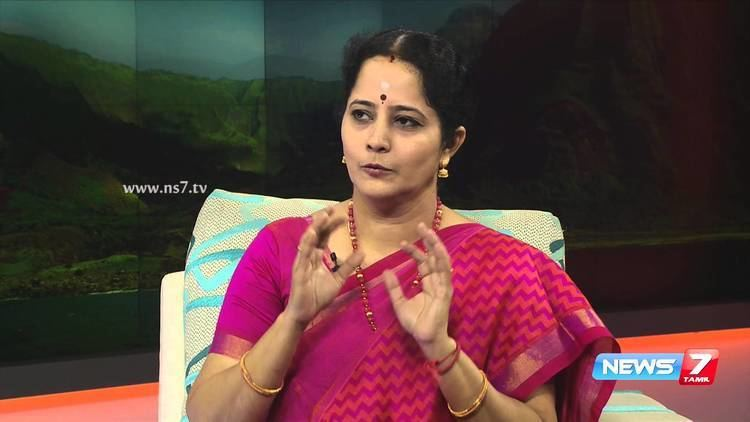 Gayathri Venkataraghavan Gayathri Venkataraghavan on the importance of Margazhi month 12