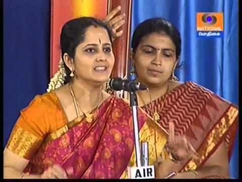 Gayathri Venkataraghavan Gayathri Venkataraghavan 02 YedukulaKambhoji Kumaran than PS YouTube