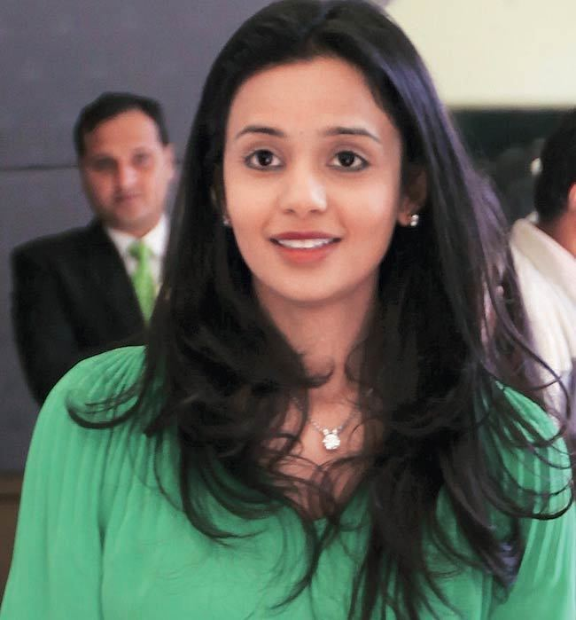 Gayatri Reddy (socialite) Leading ladies of IPL Photo5 India Today