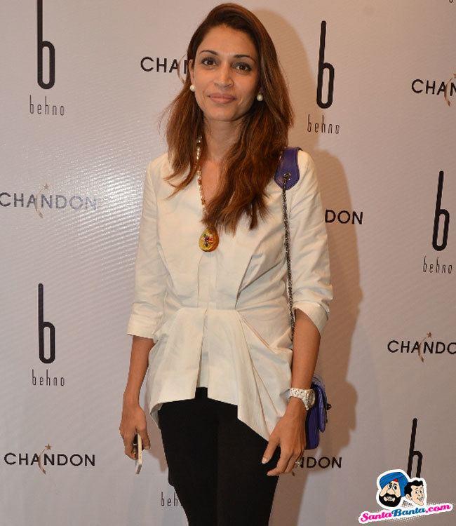 Gayatri Shah Launch of Fashion Brand Behno Gayatri Shah Picture 296493