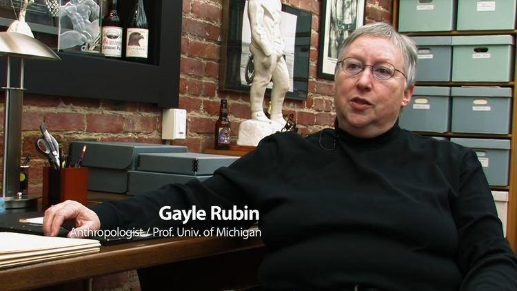 Gayle Rubin Gayle Rubin political economy of sex quotes mysophobia