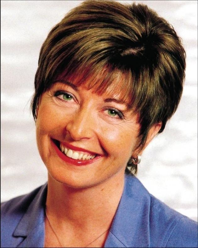 Gaynor Barnes TV Presenter Gaynor Barnes talks to Yorkshire Life