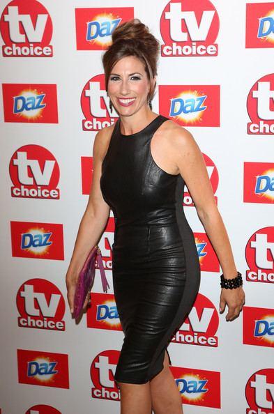 Gaynor Faye Gaynor Faye Photos Arrivals at the TV Choice Awards