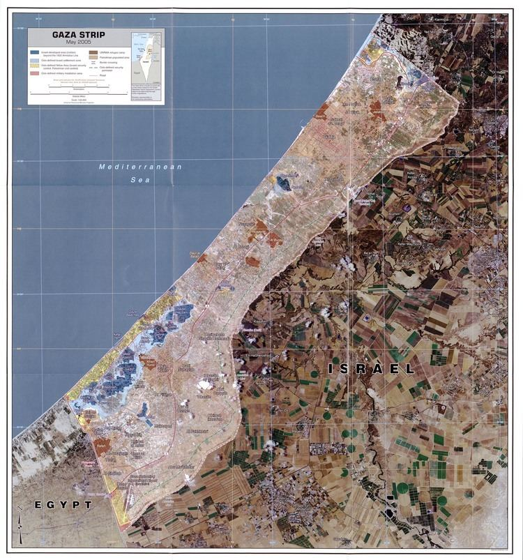 Gaza Strip httpswwwlibutexasedumapsmiddleeastandas