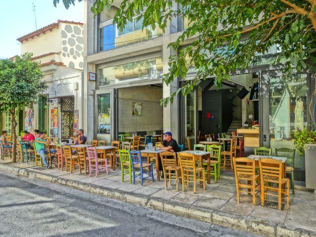 Gazi, Athens The Gazi Athens New Nightlife and Restaurant District
