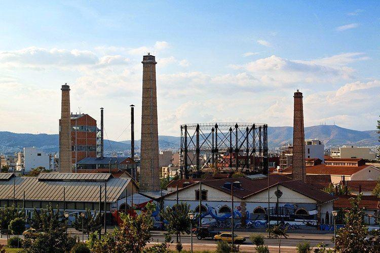 Gazi, Athens Gazi Athens39 coolest district gbtimescom