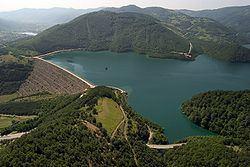 Gazivoda Lake httpsuploadwikimediaorgwikipediacommonsthu
