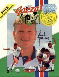 Gazza's Superstar Soccer httpsuploadwikimediaorgwikipediaendd1Gaz