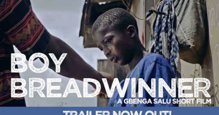 Gbenga Salu Boy Breadwinner Watch trailer for Gbenga Salus short film
