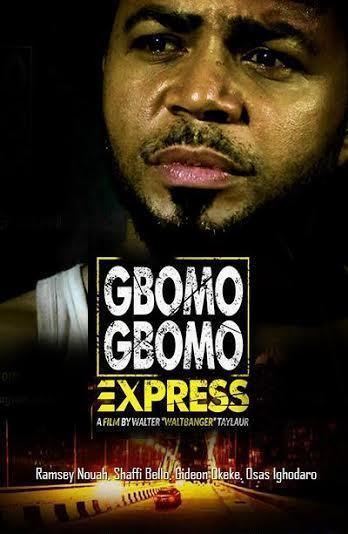Gbomo Gbomo Express The First Lady39 39Gbomo Gbomo Express39 39The Martian39 amp More Movies