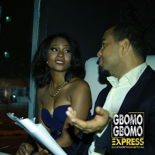 Gbomo Gbomo Express Ramsey Nouah Gideon Okeke Osas Ighodaro Gbenro Ajibade amp More