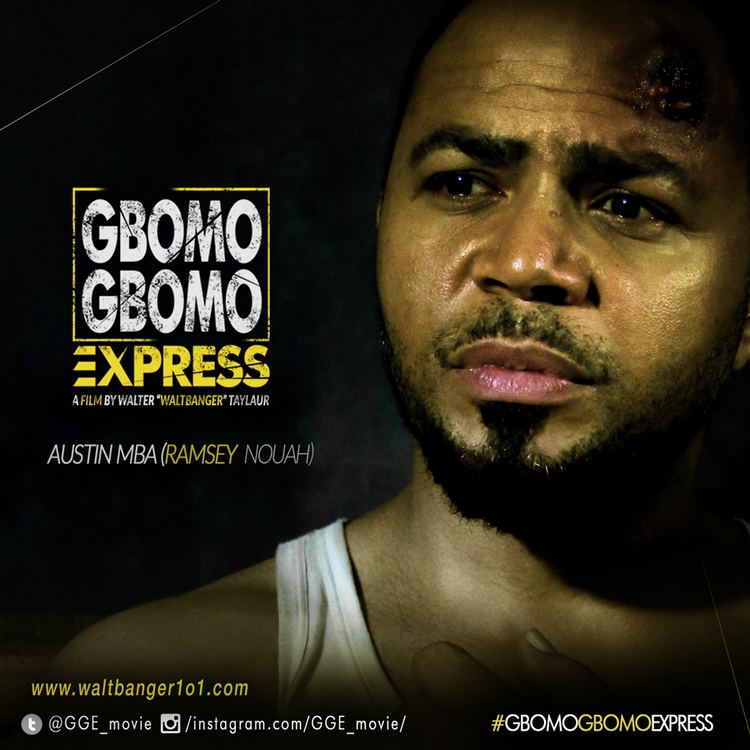 Gbomo Gbomo Express Exclusive Interview With the Producer of Gbomo Gbomo Express
