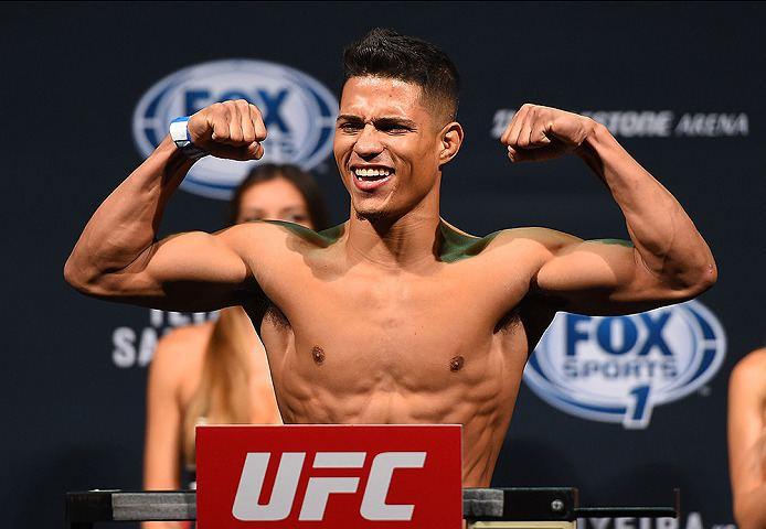 Geane Herrera Geane Herrera Official UFC Fighter Profile UFC Fighter Gallery