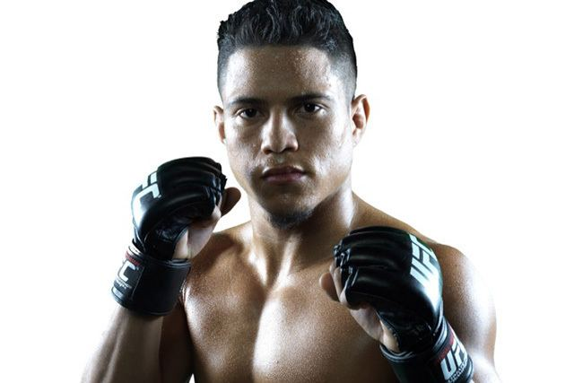 Geane Herrera Geane quotLa Pulgaquot Herrera MMA Stats Pictures News Videos