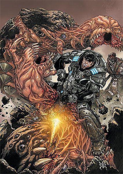 Gears of War (comics) gears of war comics Google Search Gears of war Pinterest War