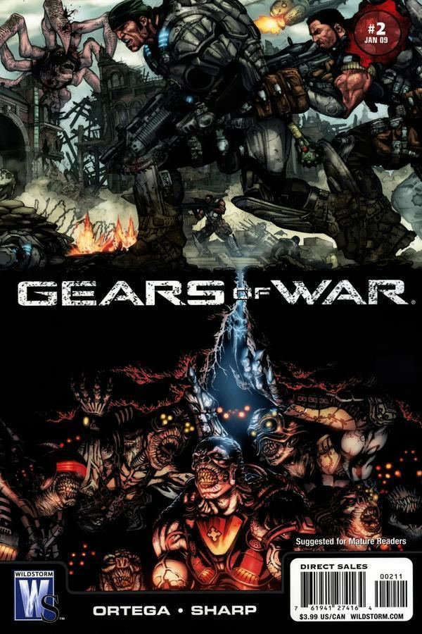Gears of War (comics) Jim Lee To Draw Covers For Gears of War Comics Gears of War