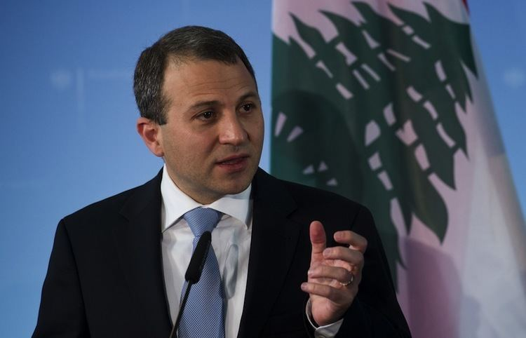 Gebran Bassil Diaspora Energy Conference We are all crazy about