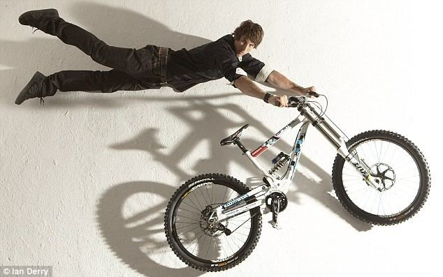 Gee Atherton The brotherandsister world mountain bike champions Now thats a