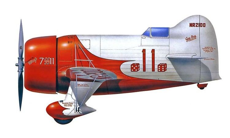Gee Bee Model R The Gee Bee Fastest and Most Dangerous Airplane in the World The