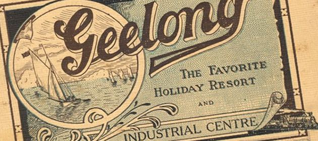 Geelong in the past, History of Geelong
