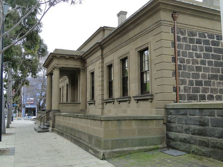 Geelong Customs House
