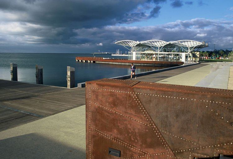 Geelong Waterfront TCL Taylor Cullity Lethlean Projects Waterfront Geelong