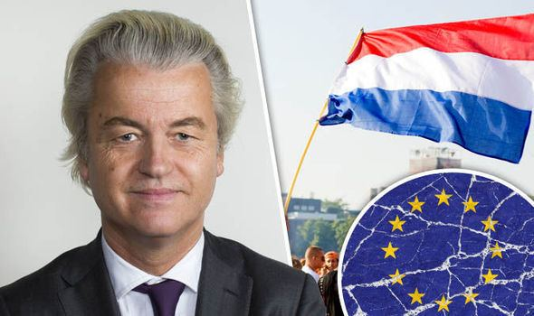 Geert Wilders Netherlands will use Brexit vote to Leave EU says Dutch politician