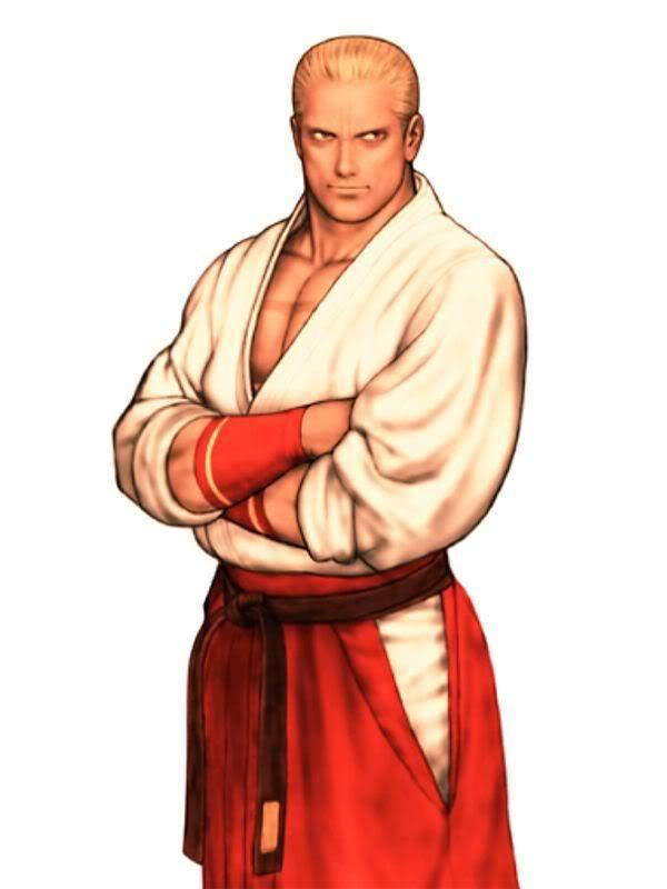 Geese Howard Engrish in video games aka Geese Howard vs Terry Bogard NeoGAF