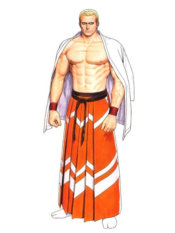 Geese Howard Geese Howard Character Giant Bomb