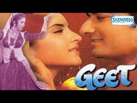 Geet Hindi Full Movie In 15 Mins Avinash Wadhavan Divya Bharti