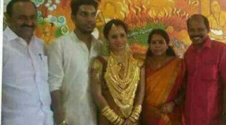 Geetha Gopi Kerala CPI MLA Geetha Gopi faces flak over daughters lavish wedding