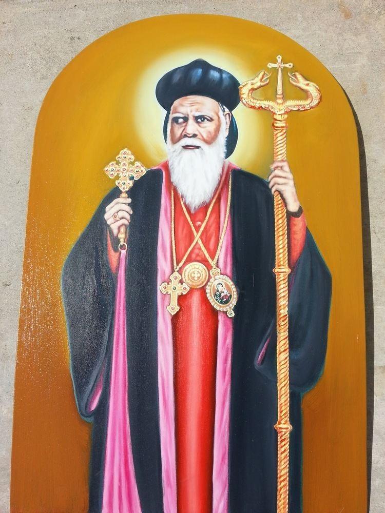 Geevarghese Dionysius of Vattasseril St Thomas Orthodox Church of Los Angeles Feast of Vattasseril