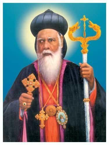 Geevarghese Dionysius of Vattasseril Church Saints