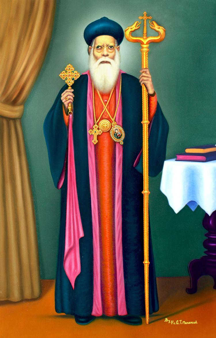 Geevarghese Dionysius of Vattasseril St Dionysius Vattasseril The Illuminator of the Church MGOCSM