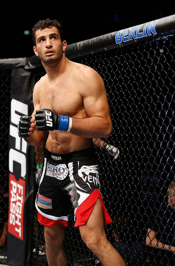 Gegard Mousasi Gegard Mousasi A Different Kind of Excited UFC News