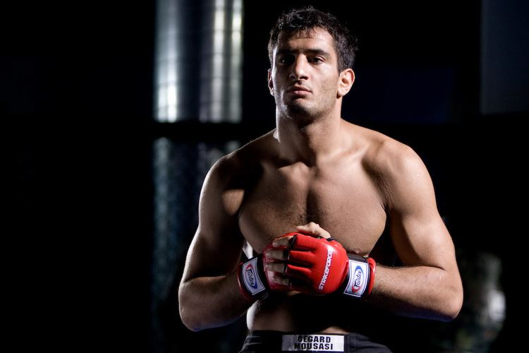 Gegard Mousasi Gegard Mousasi Says He39s Headed to the UFC and Can Beat