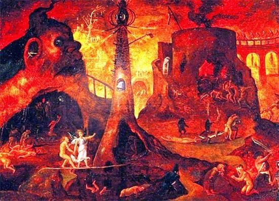 Gehenna To The Ends Of The Earth Blog Hell Hades and Gehenna A List of