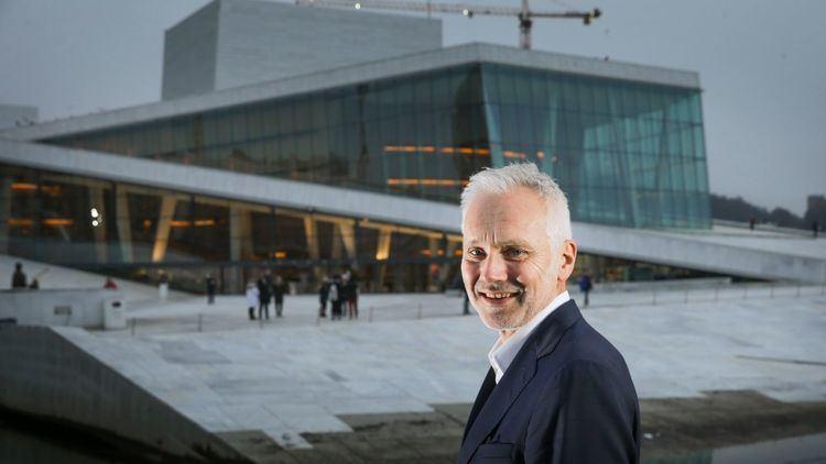 Geir Bergkastet Oslos tidligere kinodirektr Geir Bergkastet blir ny direktr ved