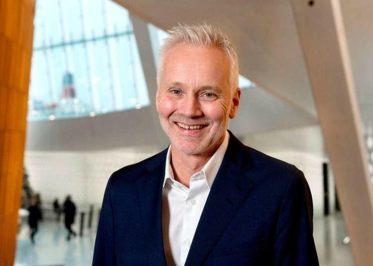 Geir Bergkastet Gr fra kino og teater til Operaen DNno