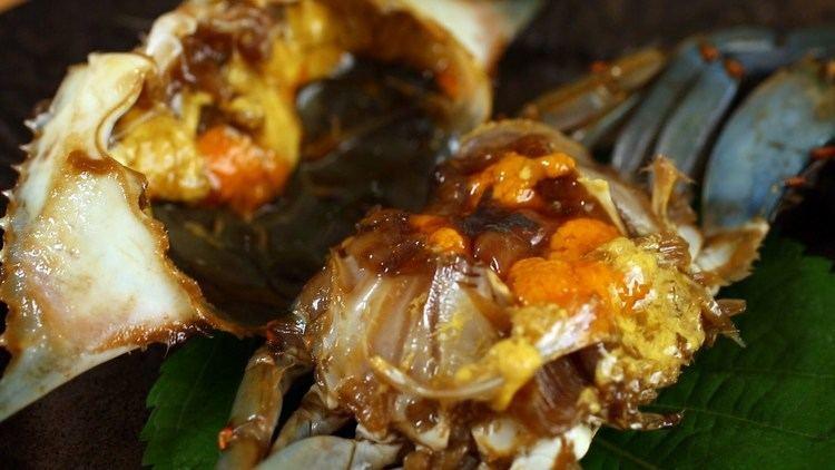 Gejang Ganjanggejang Raw crabs marinated in soy sauce YouTube